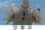Kimblee-alchemy