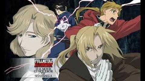 "Fullmetal Alchemist the Movie Conqueror of Shambala -""Kelas(Let's Dance)"" The Gypsy Song"