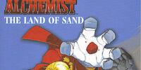 Fullmetal Alchemist: The Land of Sand