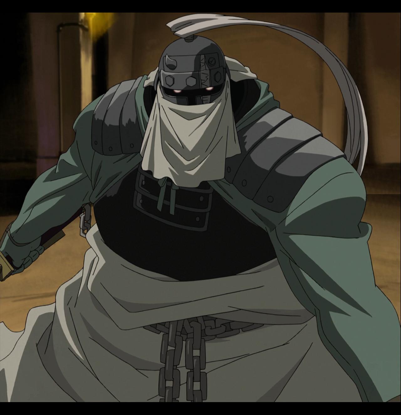 Slicer Brothers Full Metal Alchemist Fandom Powered By