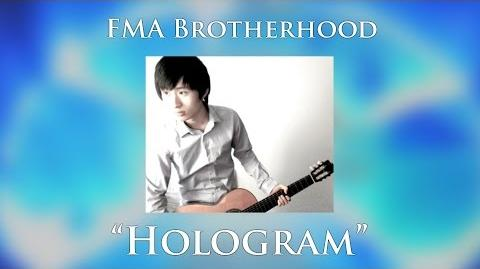 "♫ FullMetal Alchemist Brotherhood - Opening 2 ""Hologram"" (Cover by Y Sing)"