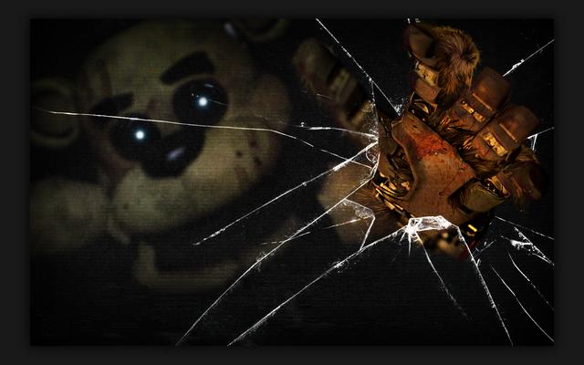 File:Freddy Fazbear Wallpaper.png