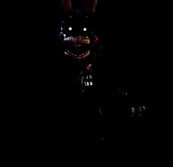 Dark Toy Bonnie
