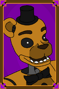 Golden Freddy Talk 1
