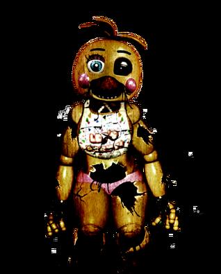 Dark Toy Chica