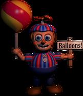 Balloon Boy (BB) - FNaF 2