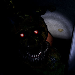 Nightmare Springtrap Five Nights At Freddys Roleplay