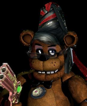 The Sexy Freddynettta