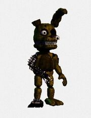 Withered plushtrap