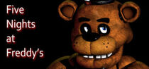 Five Nights at Freddy's (game art of the first game)