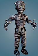 Baby Endoskeleton