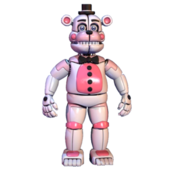 Funtime freddy old
