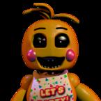 ToyChicaClose