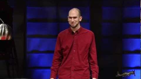 TEDxVancouver - Seth Cooper - Play Games, Solve Disease