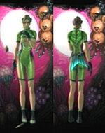 Ellen Costume Cloak of the Deep Shorts screen
