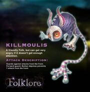 Folk Killmoulis artwork