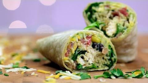 How to Make a Ramenritto Ramen + Burrito Hybrid! Eat the Trend