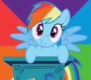 Rainbow Dash Test