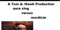 Aura Sing vs Mordicie