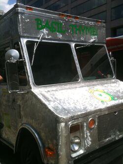 Basil thyme truck 2