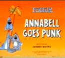 Annabell goes Punk