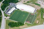 011 KC Chiefs Practice Fields