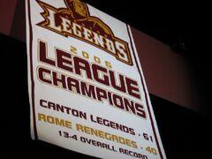 AIFA Canton Legends Championship Banner