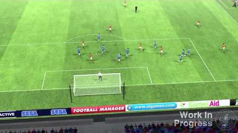 Football Manager 2013 Video Blogs Match Engine 2 (English version)