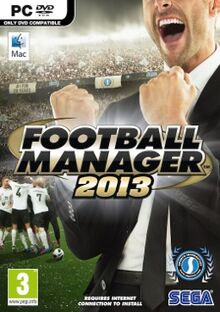 Football Manager 2013 cover