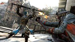 Knights - warden vs kensei