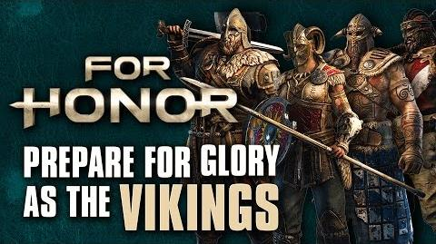 For Honor- Prepare For Glory As The Vikings