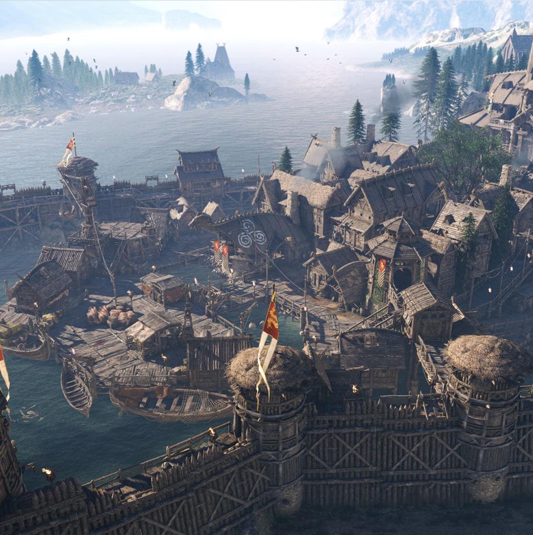 Vikingvillage