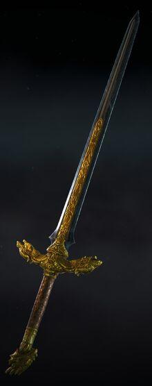 Caltrain Sword