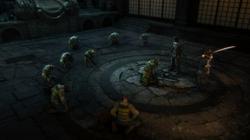 Unity - Seijuro submits