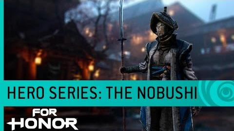 For Honor Trailer The Nobushi (Samurai Gameplay) - Hero Series 10 US
