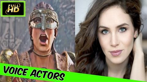 For Honor Characters And Voice Actors - For Honor Voice Cast