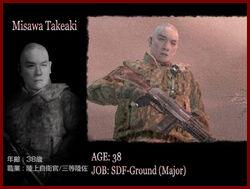 Misawa takeaki