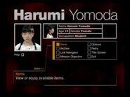 Harumi Profile