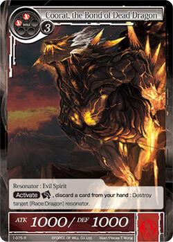 Coorat, the Bond of Dead Dragon