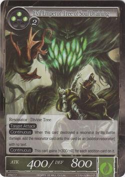 Evil Emperor Tree of Soul Draining