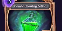 Combat Healing Potion