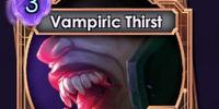 Vampiric Thirst