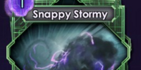 Snappy Stormy