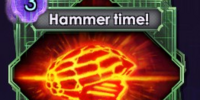 Hammer time!