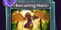Recurring Hero
