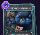 Juices of Growth