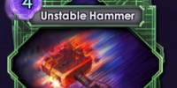Unstable Hammer