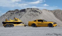 Ford Mustang + Jet Cesam Parotech-2