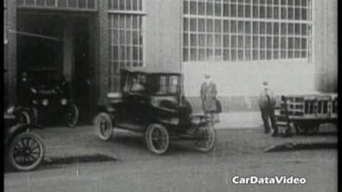 Ford Model T - 100 Years Later