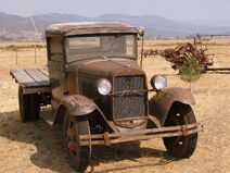 1931 Model AA Ford Truck, Eagle Point, OR